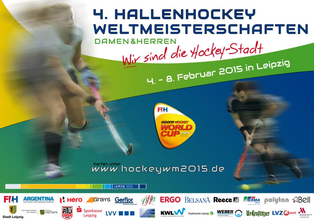 Flyer 4. Hallenhockey WM