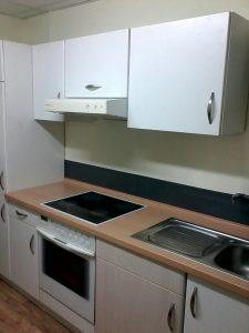 Foto unserer neuen Küche