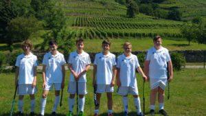 Jugend B -Spieler TSV Blau Weiß Torgau