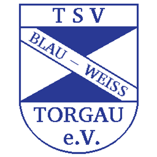Blau-Weiß Torgau e.V. - Logo
